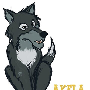 Akela for Viv by Amberdreams