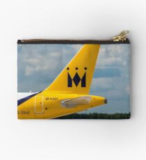 Monarch Airlines Airbus A321 tail livery Studio Pouch