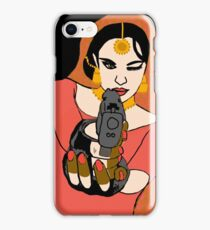 Angry Dulhan  iPhone Case/Skin