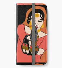 Angry Dulhan  iPhone Wallet/Case/Skin