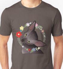 Carmen the sphynx Unisex T-Shirt
