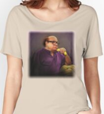 Frank Reynolds with Banana Women's Relaxed Fit T-Shirt