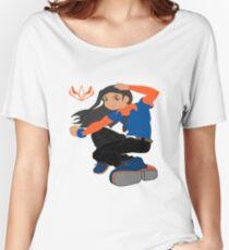 K-NINE_BROS.__Braylen_Fox Women's Relaxed Fit T-Shirt