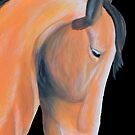 Orange Horse by kruzadar