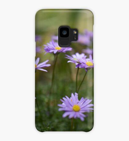 Swan River Daisies Case/Skin for Samsung Galaxy
