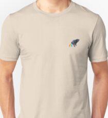 Pug Rainbow Unisex T-Shirt