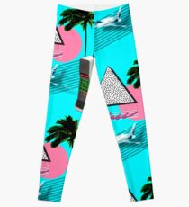 Business Class '84 Leggings