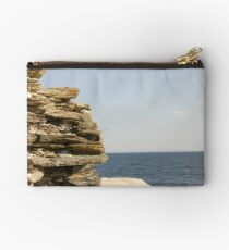 Lighthouse Cliff Studio Pouch