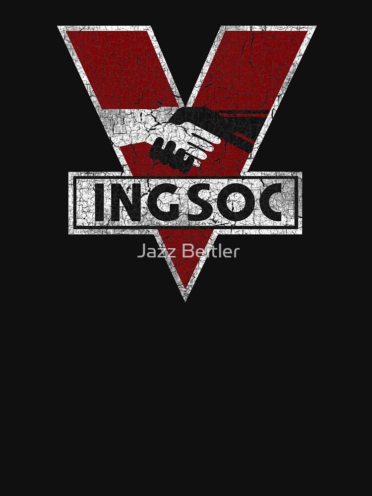 INGSOC by ImSecretlyGeeky