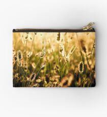 Golden Grass Studio Pouch