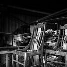 New Life for Old Chairs by Clare Colins