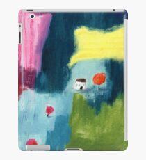 Lollipoptree cottage iPad Case/Skin