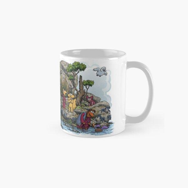 Quirk's Quest Crew Mug Classic Mug