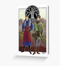 Sons of Denethor Greeting Card