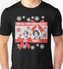 May all your christmases T-Shirt