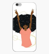 Hair Goals iPhone Case