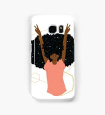 Hair Goals Samsung Galaxy Case/Skin