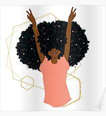 Hair Goals Poster