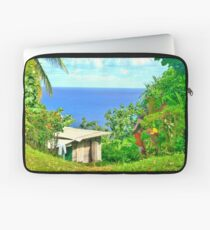 Shack with a View Laptop Sleeve