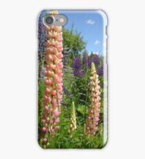 Lupin Summer iPhone Case/Skin
