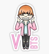 BTS V Approves  Sticker