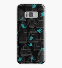 CHIRP CHIRP (dark) Samsung Galaxy Case/Skin