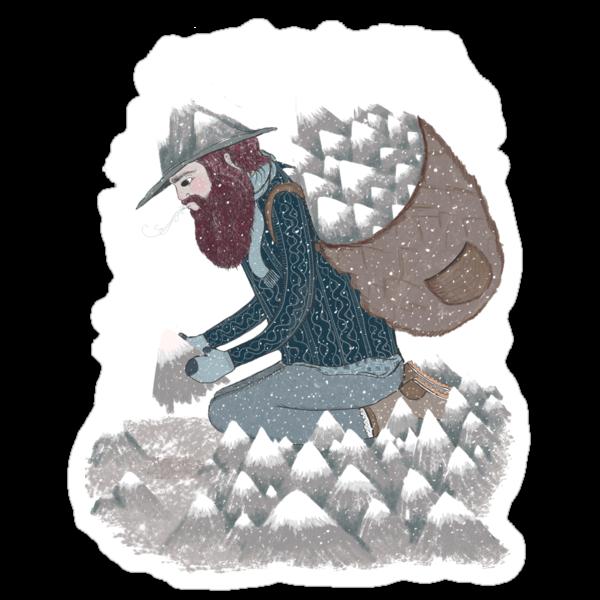 Mountain Man by Nichole Lillian Ryan