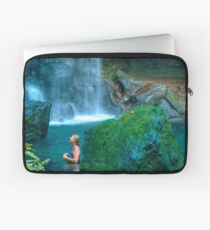 The Morne Trois Pitons National Park Laptop Sleeve