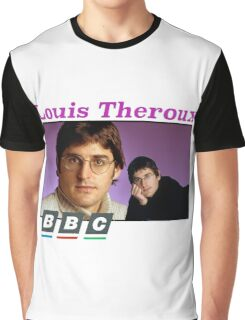 Louis Theroux x BBC Graphic T-Shirt