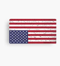 AMERICA:  Country in DIRE DISTRESS! Canvas Print