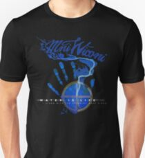 Water Is Life - I Stand with Standing Rock T-Shirt