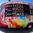 The Ice Cream Van by Ronald Rockman