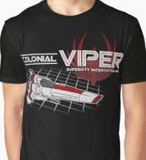 Colonial Viper Graphic T-Shirt