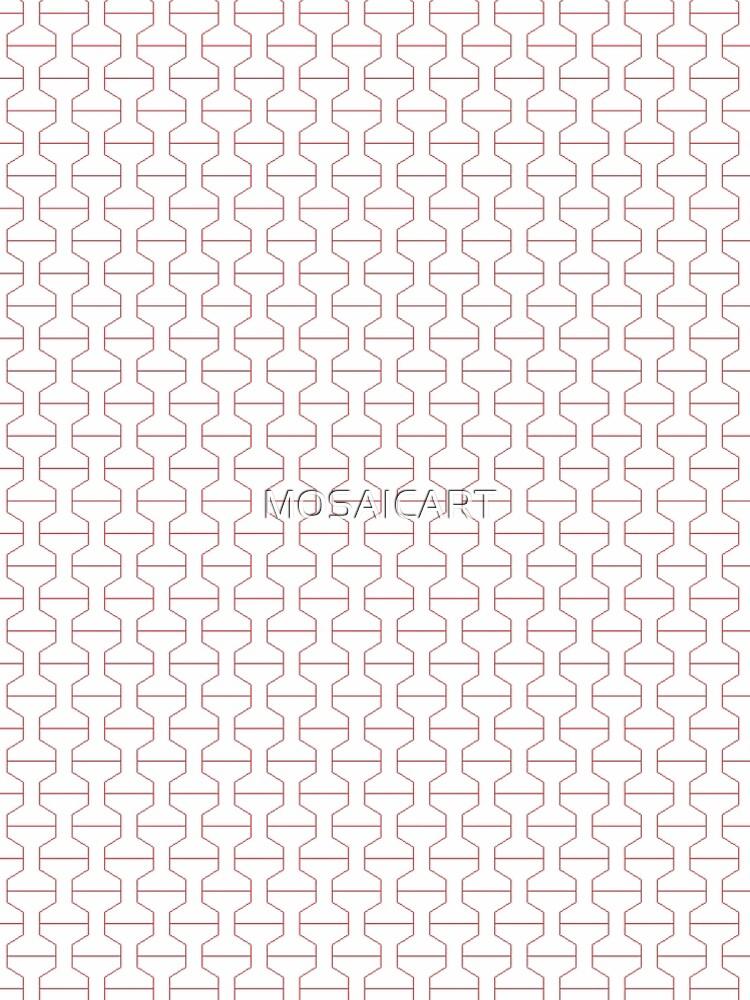 Polygon Art - 103 by MOSAICART