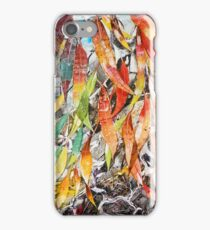 gum leaves iPhone Case/Skin
