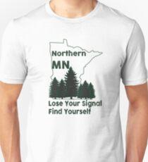 Northern Minnesota Unisex T-Shirt