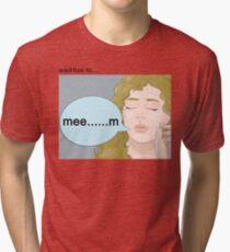 How to Pronounce Meme Tri-blend T-Shirt
