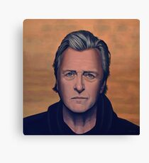 Rutger Hauer Painting Canvas Print