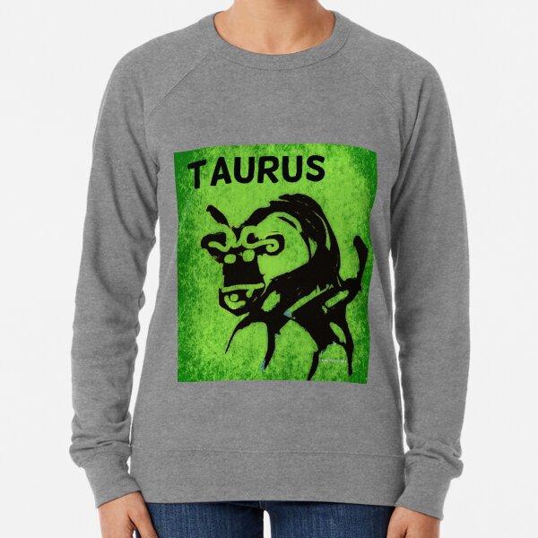 Taurus The Bull Lightweight Sweatshirt