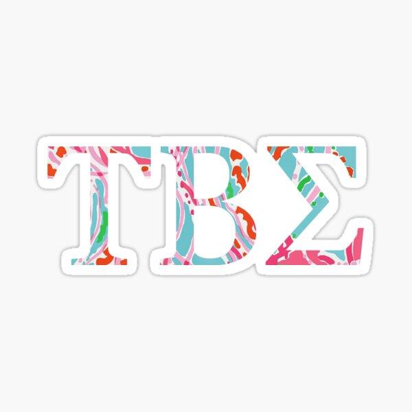 TBS Jellies Be Jammin Sticker