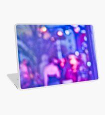 Abstract #13 - Purple People Laptop Skin