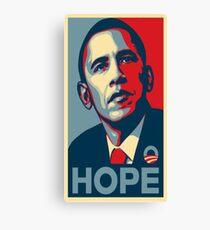 Lienzo Esperanza de Obama