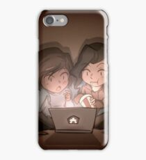 Roommates~ iPhone Case/Skin