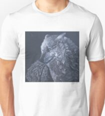 Subtracted Wolf Unisex T-Shirt