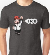 Mario the Referee - Punch Out! Unisex T-Shirt