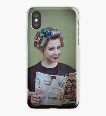 It's My Mother's Beauty Parlor iPhone Case/Skin