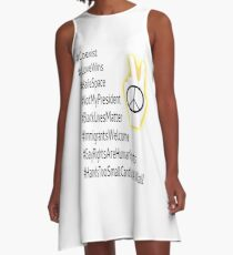 ✌ A-Line Dress