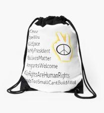 ✌ Drawstring Bag