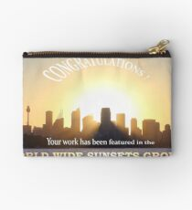 Feature banner World Wide Sunsets Group Studio Pouch