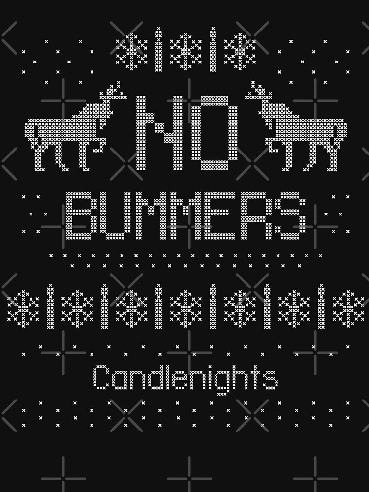 Candlenights, No Bummers by mkrobinson